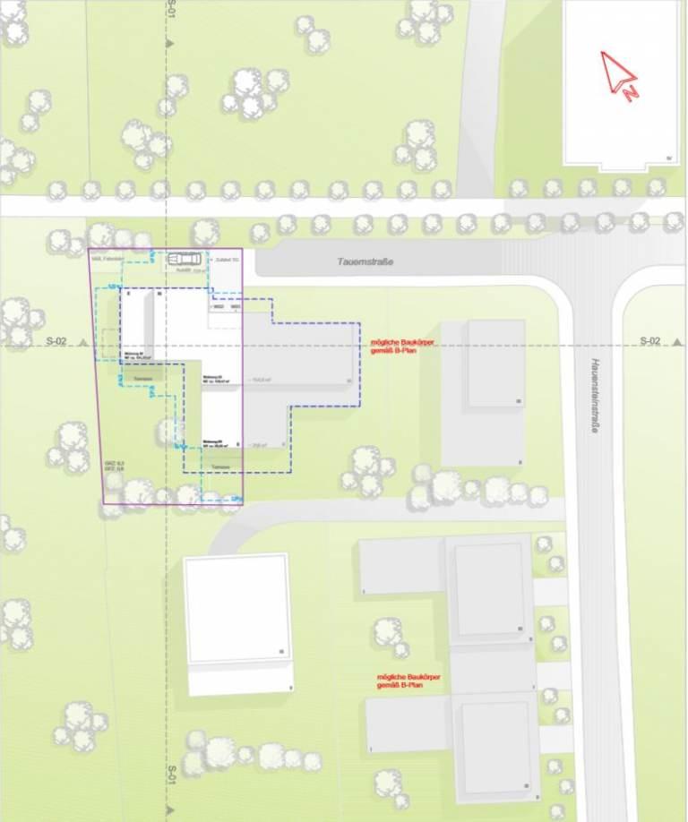 Tauernstraße1_Lageplan